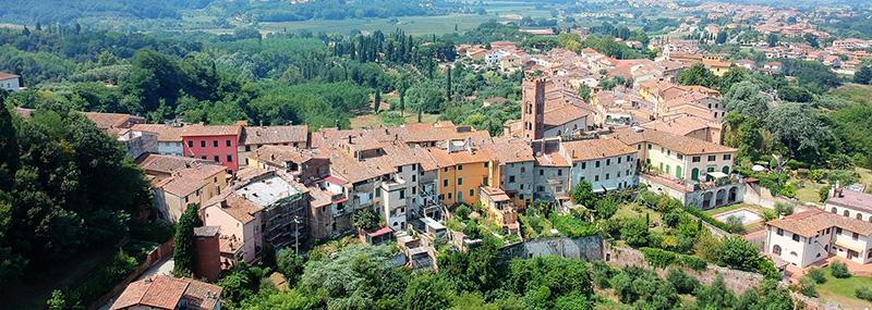 Montopoli Valdarno - il borgo DIGITALISMI